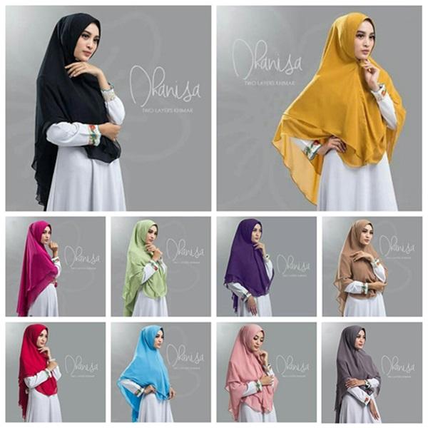 Jual Jilbab Instan di Palembang Murah dan Berkualitas