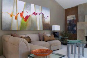 Tips Memilih Hiasan Dinding Lukisan