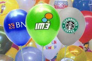 Jual Balon Promosi Perusahaan