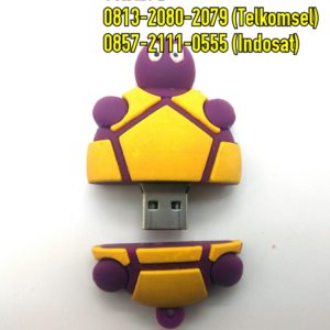 Flashdisk Custom Karet