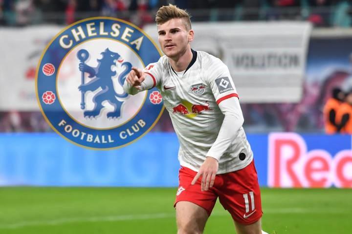 Chelsea Terdepan Untuk Dapatkan Timo Werner