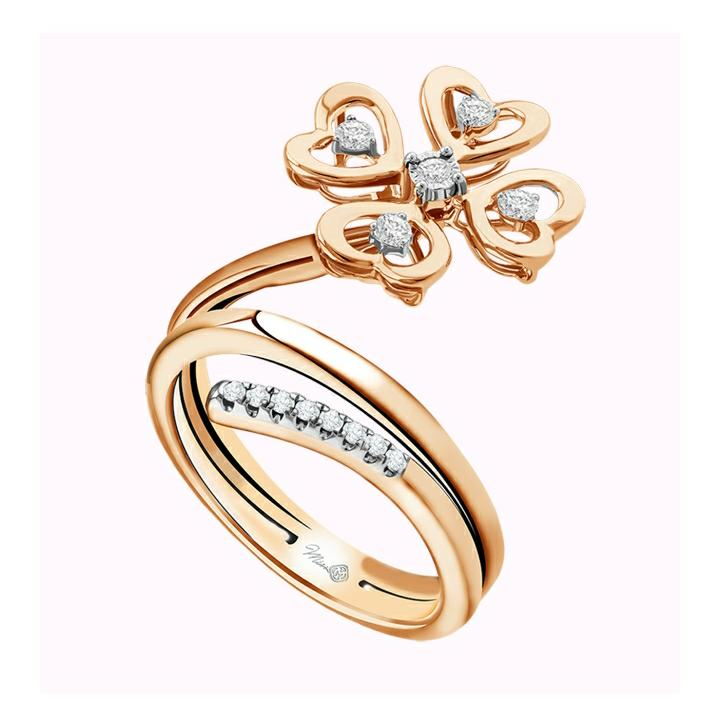 Rekomendasi Perhiasan Berlian Terbaru Mondial Eclat Collection