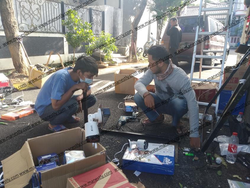 Cari Harga Pemasangan Paket Kamera CCTV di Pekayon Jaya Bekasi Selatan
