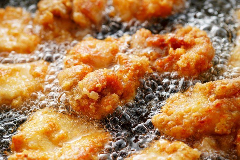 cara menggoreng bebas kolesterol