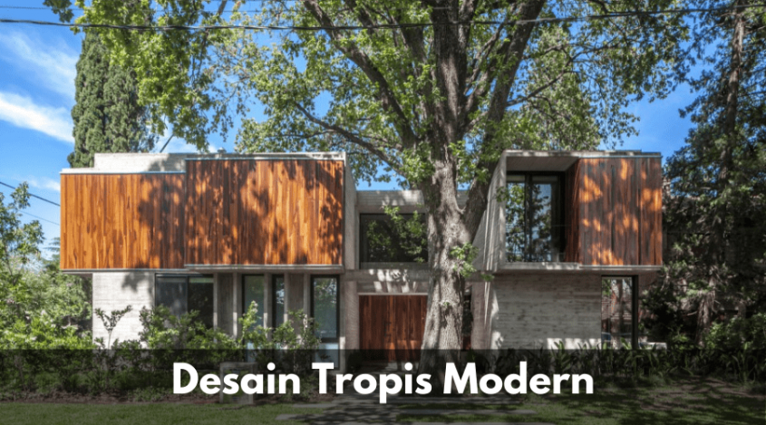 Desain Tropis Modern sinanarsitek.com