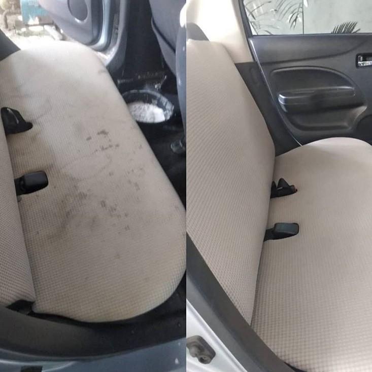 cara mencuci sarung jok mobil